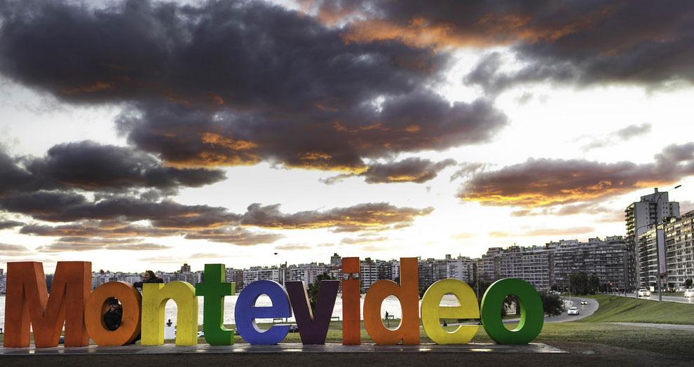 Byebye Amsterdam, hello Montevideo !