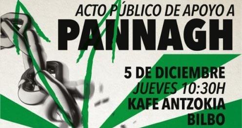 Soutien au Cannabis social club espagnol Pannagh – Manifeste.
