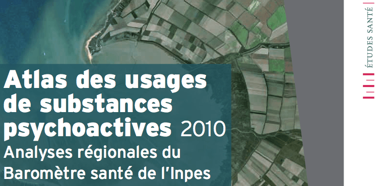 Atlas INPES des usages de drogues en France — Novembre 2013