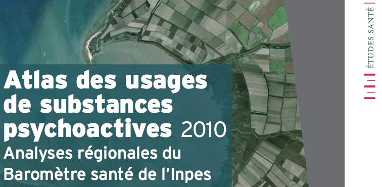Atlas INPES des usages de drogues en France — Novembre 2013
