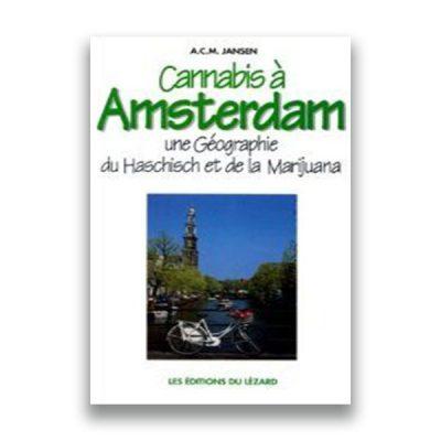 couverture du livre Cannabis à Amsterdam – A.C.M. Jansem
