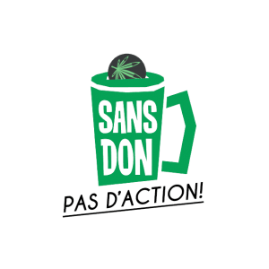 Sans don Pas d'action!