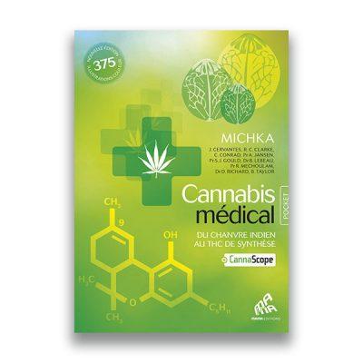 couverture du livre Cannabis médical — MICHKA (Poche)