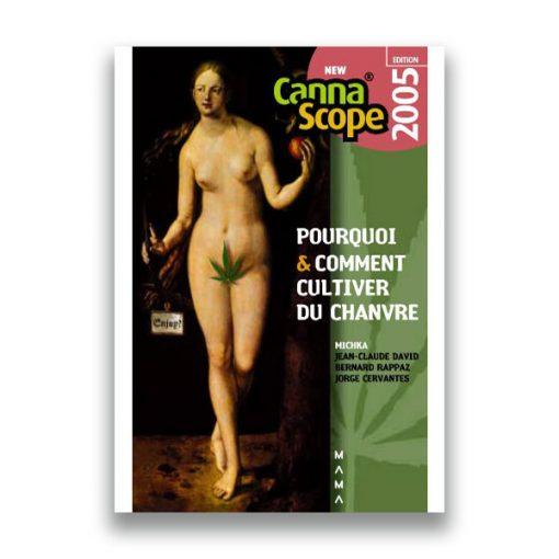 couverture du livre Pourquoi & comment cultiver du chanvre — MICHKA