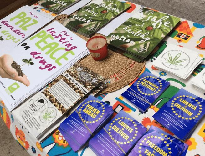 Bulletin ENCOD sur les politiques des drogues en Europe – 10/2014