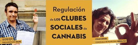 Légalisation des Cannabis Social Clubs en Navarre