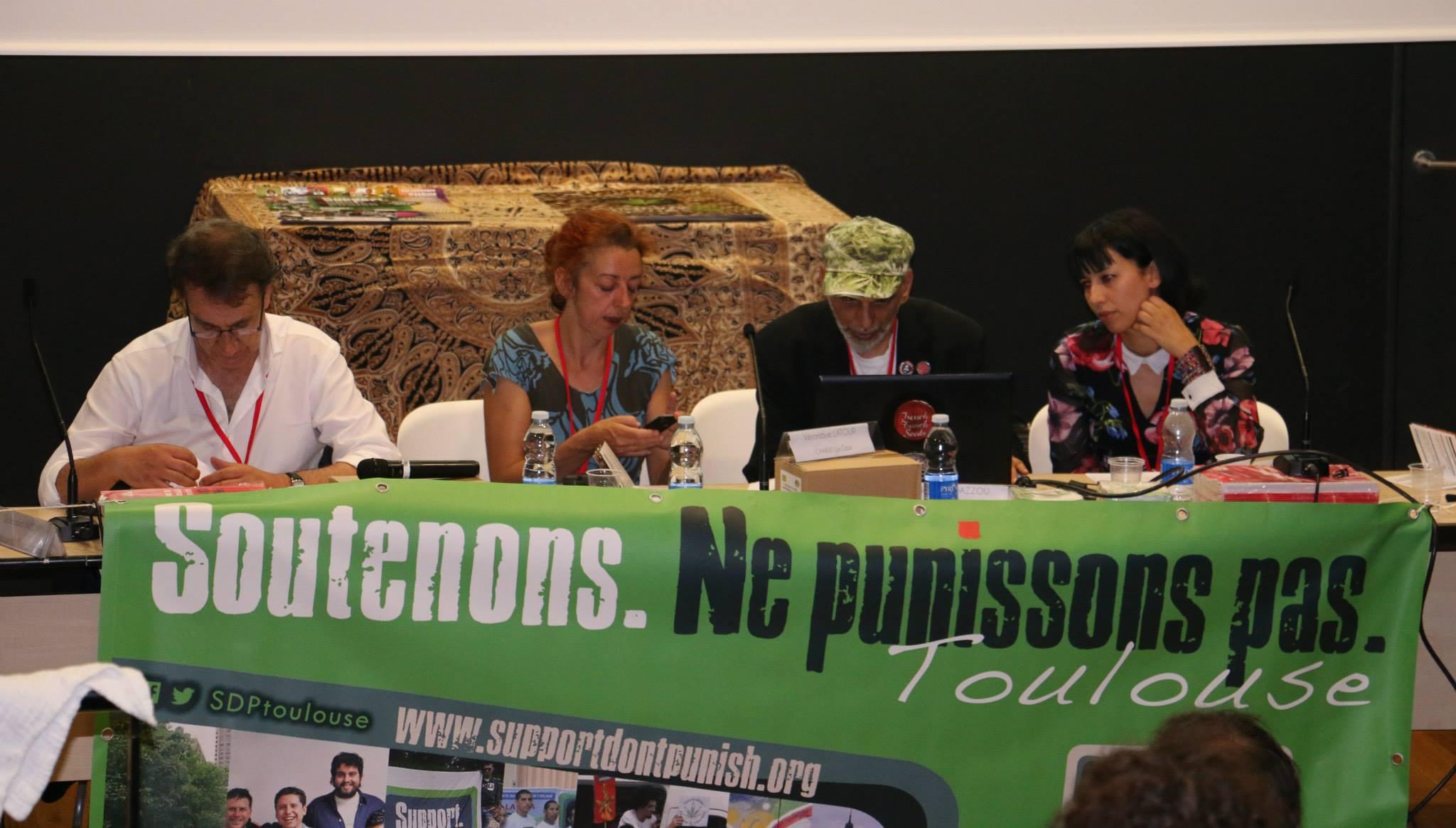 De gauche à droite : Domingos Duran,