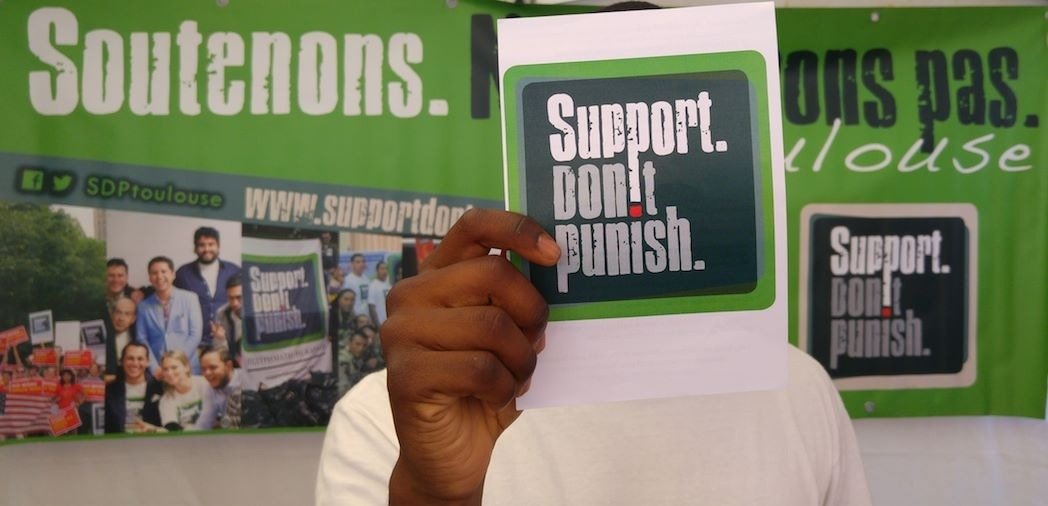 Support dont't Punish 2015 Toulouse: bilan positif