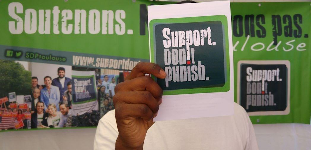 Support dont't Punish 2015 Toulouse: bilan positif