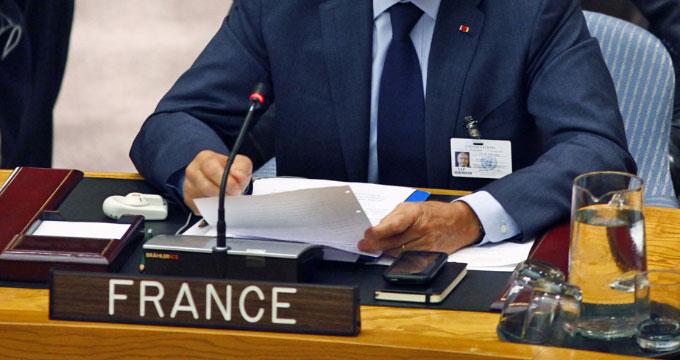 Le discours de la France à l'UNGASS