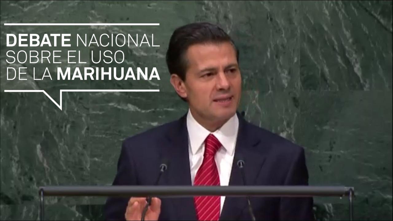 Les 10 propositions du président mexicain à la tribune de l'UNGASS