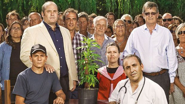 Le village d'Argentine qui voulait cultiver du Cannabis pour les malades.