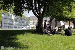 Marche Mondiale du cannabis Chartres 0216
