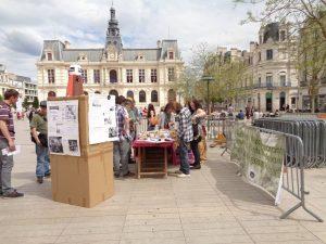 Marche Mondiale du Cannabis Poitiers