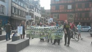 Marche Mondiale du Cannabis Strasbourg
