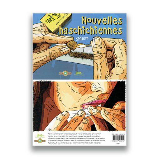 couverture du livre Nouvelles Haschichiennes