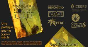 Cannabis Social Club - Une Politique pour le 21ème Siècle