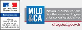 Logo Mission interministérielle de lutte contre les drogues et les conduites addictives