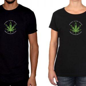 Tee Shirts Chanvre & Libertés