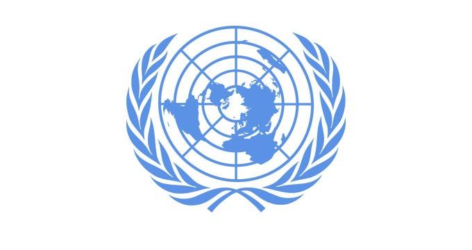 UN White Flag Logo
