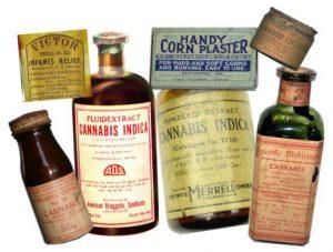 Cannabis Médical Antiquités