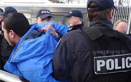 Interpellation par la police