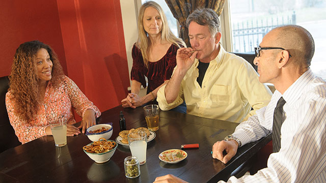 Usagers Cannabis adultes