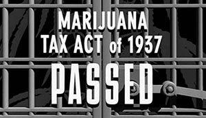 Marijuana Tax act 1937