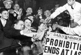 Fin de la prohibition