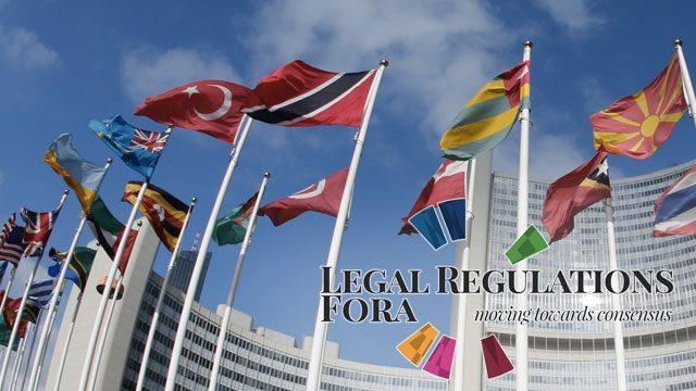 Vienne Legal Regulation Fora