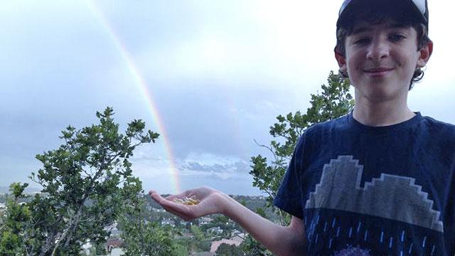 Coltyn Turner en bonne santé grâce à ses pilules de cannabis