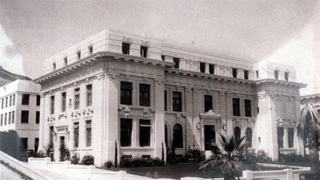 Ventura City Hall Prison
