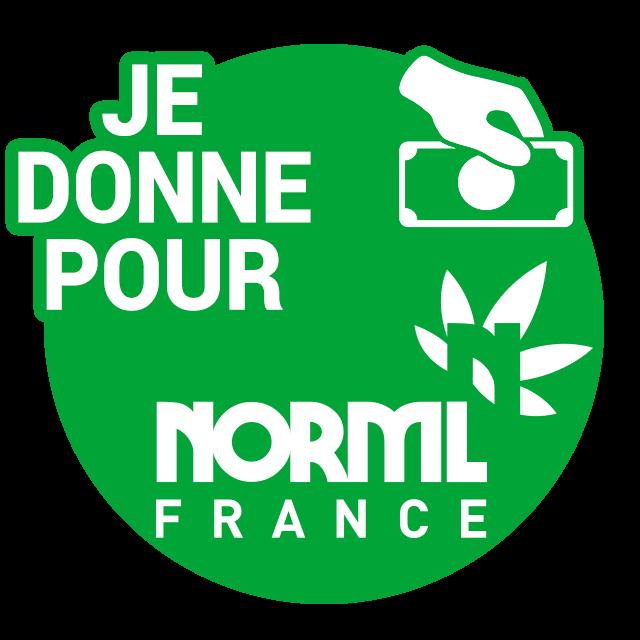 Donner pour NORML France