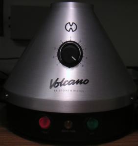 Vaporiseur Volcano