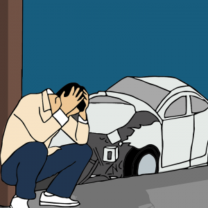 Dessin Accident