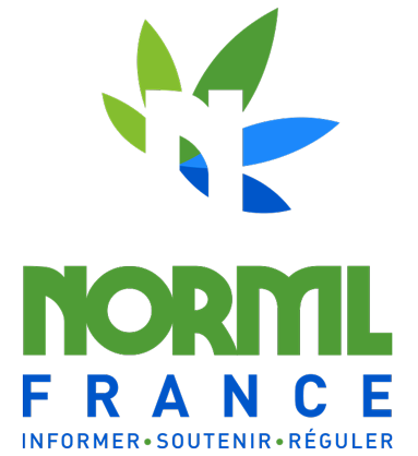 Logo NORML France Horizontal