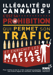 L'interdiction du cannabis est plus problématique que son seul usage.