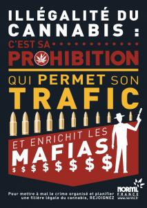 L'interdiction du cannabis est plus problématique que son seul usage.