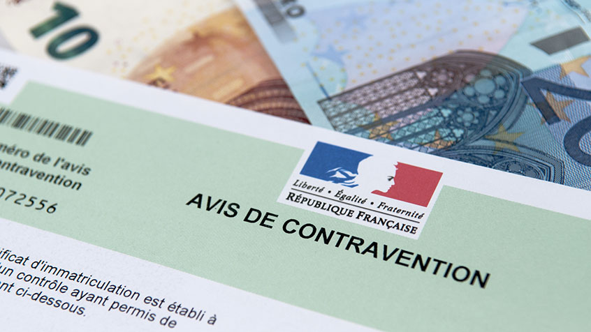 Amende délictuelle ou contravention ? Le dilemme du gouvernement