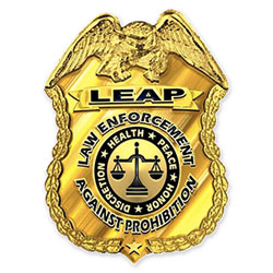 Badge Law Enforcement Against Prohibition