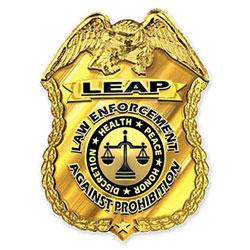 Badge Law Enforcement Against Prohibition