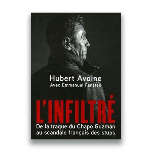 couverture du livre L'infiltré – Hubert Avoine
