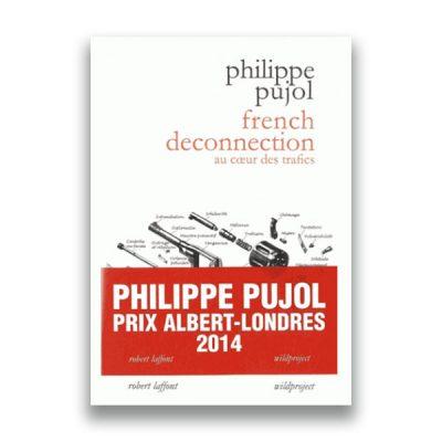 couverture du livre French Deconnexion – Philippe Pujol