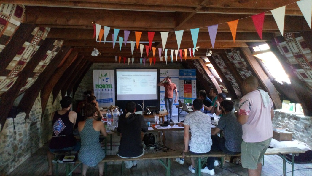 Formation NORML France #1, session 1 – Compte-Rendu