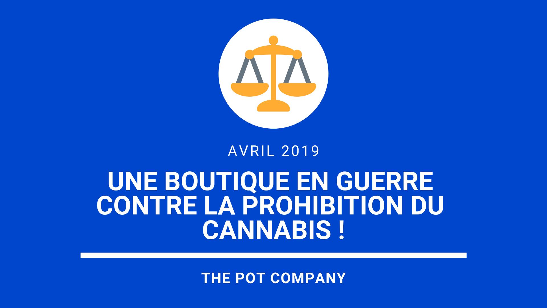 Communiqué : The Pot Company devant la Cour de Cassation, NORML soutient la boutique !