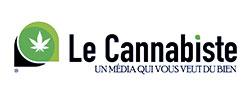 Le Cannabiste Logo