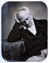 Schopenhauer en 1852