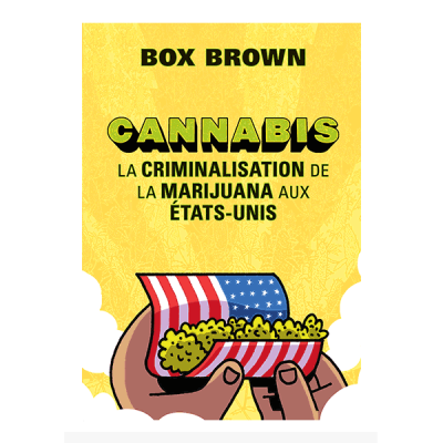 Box Brown Cannabis Couverture