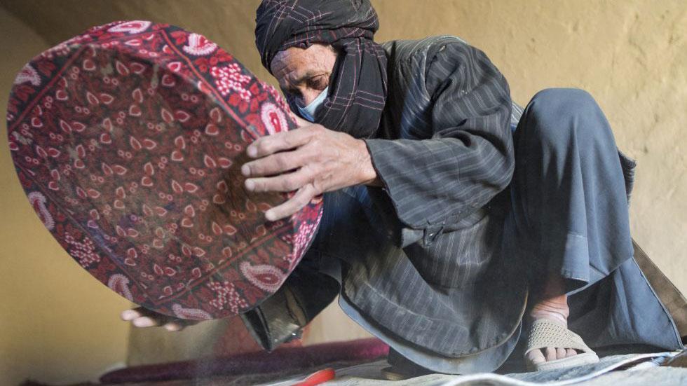 Afghanistan, le cannabis à l'ancienne